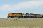 BNSF 9839 and 9599