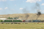 BNSF 9265  9203 and 8282