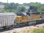UP 3244,  3Aug2004  SB into SNEED