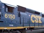 CSX 6150