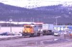 QNSL Trains in or near Labrador City Labrador