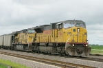 UP 8244 and 7392