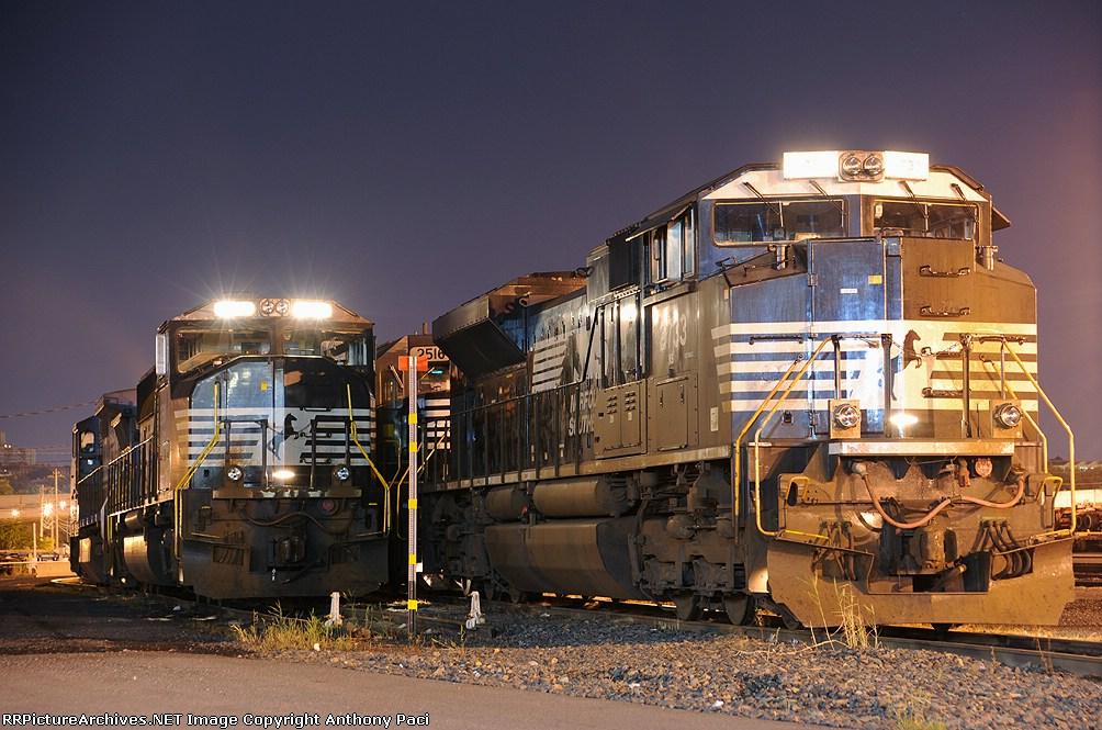 NS 21M & 11J power