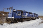 NS HC42 on the Third Track