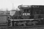 NS 2536