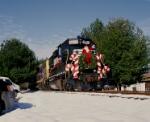 Browns Yard Santa Train, PRR 5280
