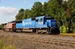 Ex-Conrail and Santa Fe power