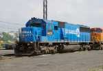 Conrail Quality SD50