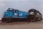 Conrail and NS