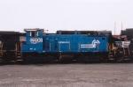 A former Conrail SW1500