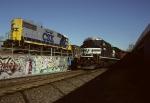 NS 2703 & CSXT 2788