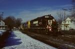 PRR 5280 Browns Yard Santa Train