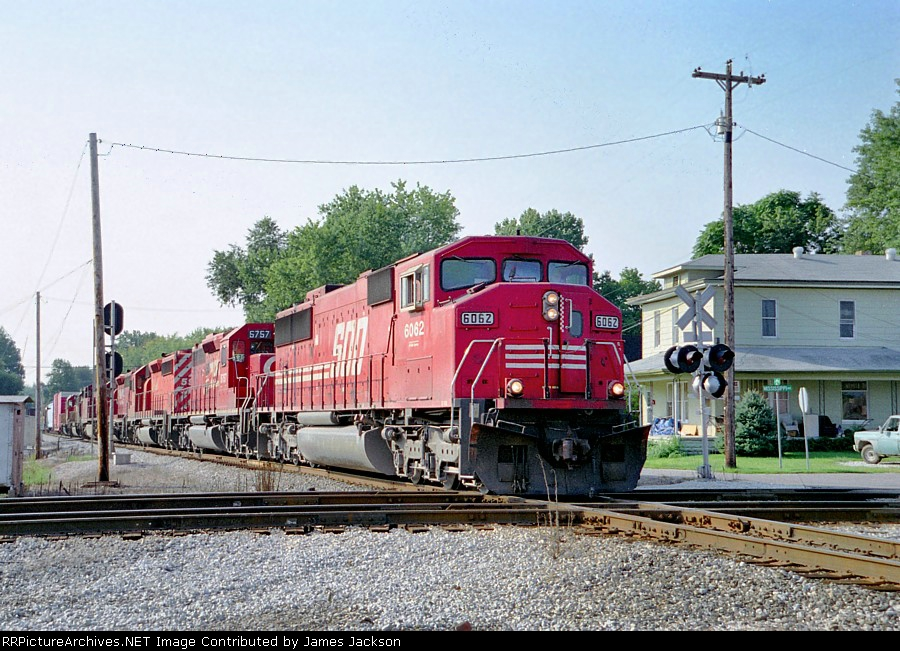 CPRS Louisville-Latta train