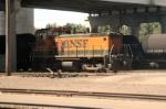 BNSF 3458