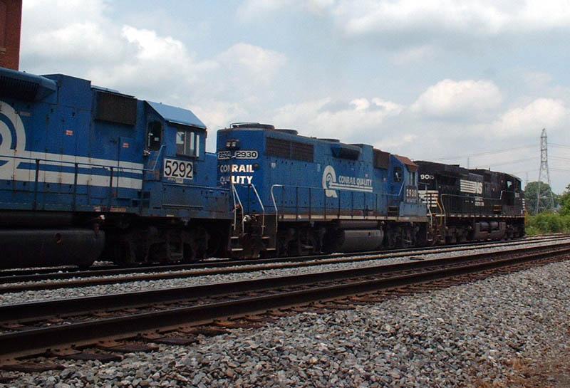 NS Train 154