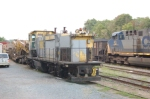 MOW equipment in the ex-Clinchfield Yard