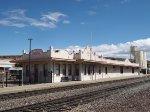 Former Santa Fe depot