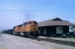 Former Mopac depot