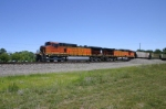 BNSF 5103 leads former Conrail train ELBN