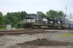 NS 9153 is in charge of ISO containers