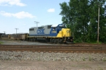CSX 2764 is eastbound on the Toledo Terminal