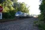AMTK 96 and train 30