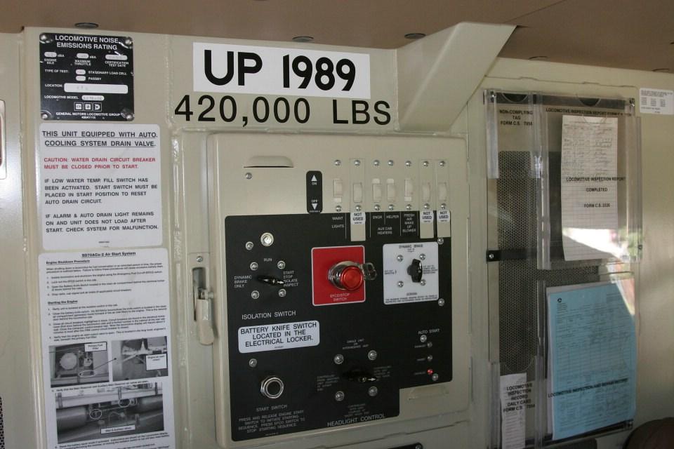 UP 1989