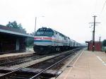 Amtrak F40PH #273