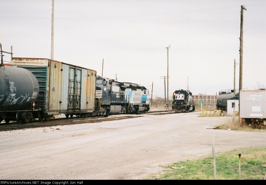 NS 3329, 3328 and 8940