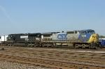 CSX 7690 and NS 9415