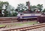 Super fast Amtrak
