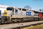 CSX 7509 / stealth
