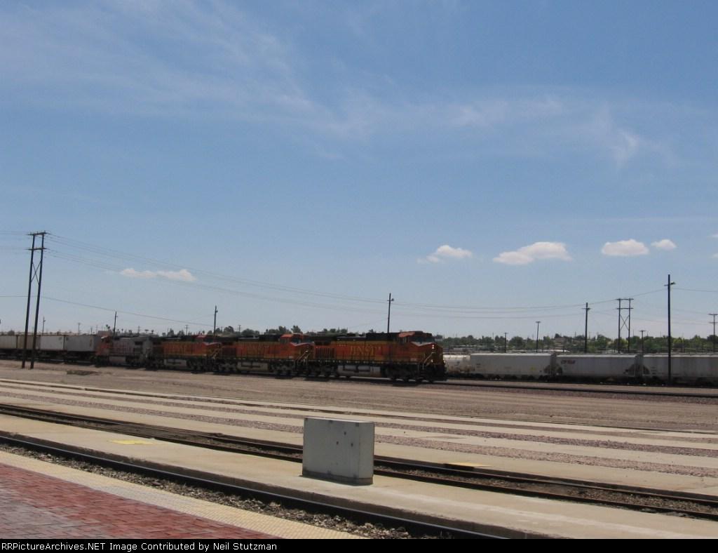 BNSF 4196