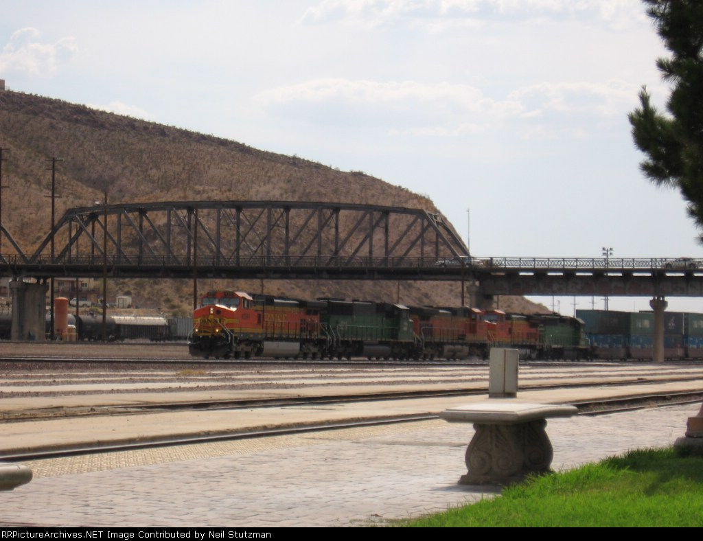 BNSF 4391