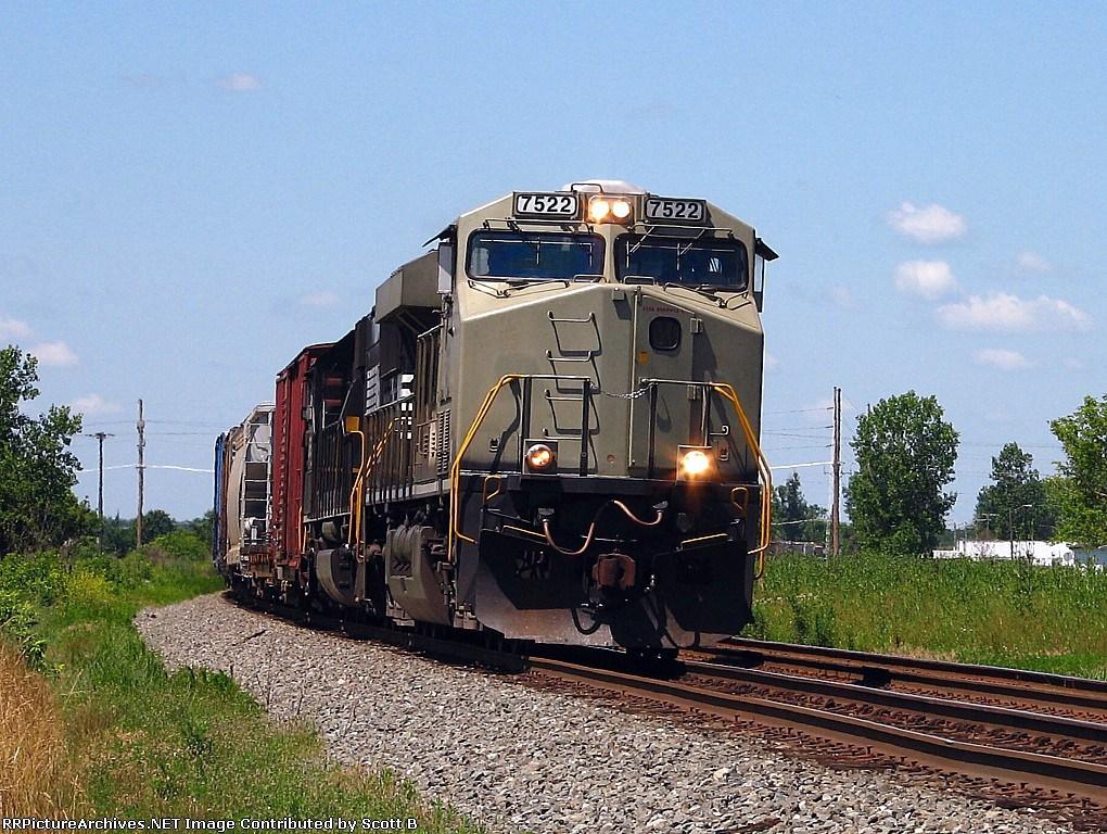 NS 7522 20E