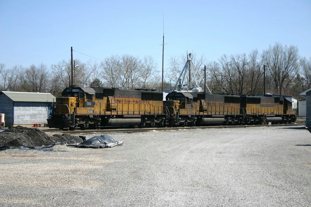 Appalachian & Ohio 5106 & 5114