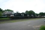 NS 7586 on 205