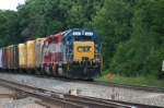 CSX 8431 waits on track 1