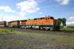 BNSF 4304 on 23N