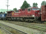 CP 9634 dead behind SRY switcher