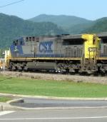 CSX CW4400AC 17