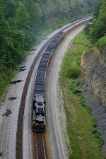 Heavy tie train