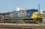 CSX 528 West