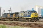 CSX 606 and 5108 West