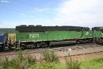 BNSF SD60M 9221