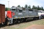 HLCX GP38-2 3841