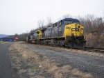 Spirit of Brunswick on CSX D742
