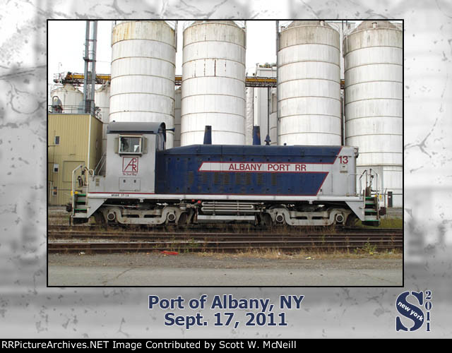 Port of Albany, NY RR