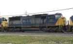 CSX 740