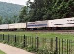 ex-Amtrak trailer